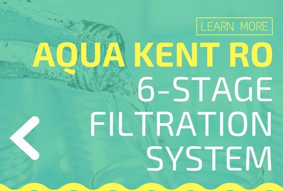 Aqua Kent 6 stage penapis air