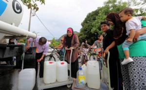 Kl water disruption 15 august