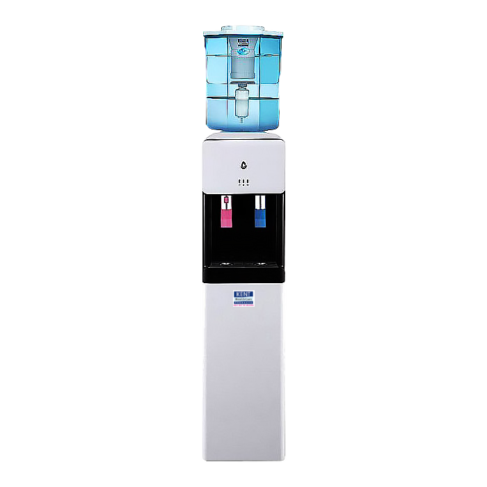 Kent Crystal Filter With Hot & Cold Water Dispenser-Floor Standing