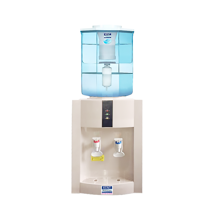 Kent Crystal Water Filter And Purifier with Hot And Cold Water Dispenser-