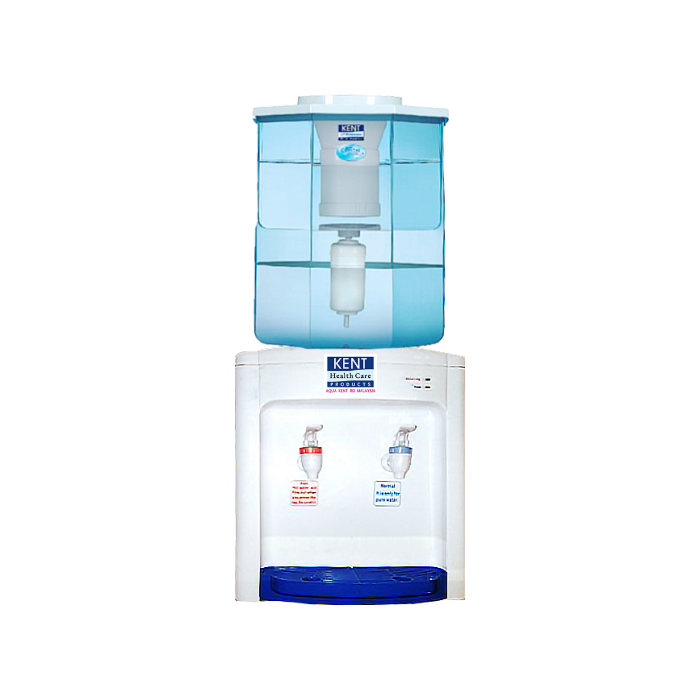 Kent Crystal Water Filter And Purifier with Hot And Normal Water Dispenser
