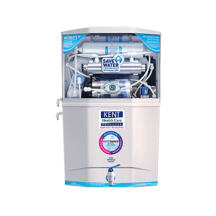 Kent Supreme Water Filter And Purifier by RO + UV + UF