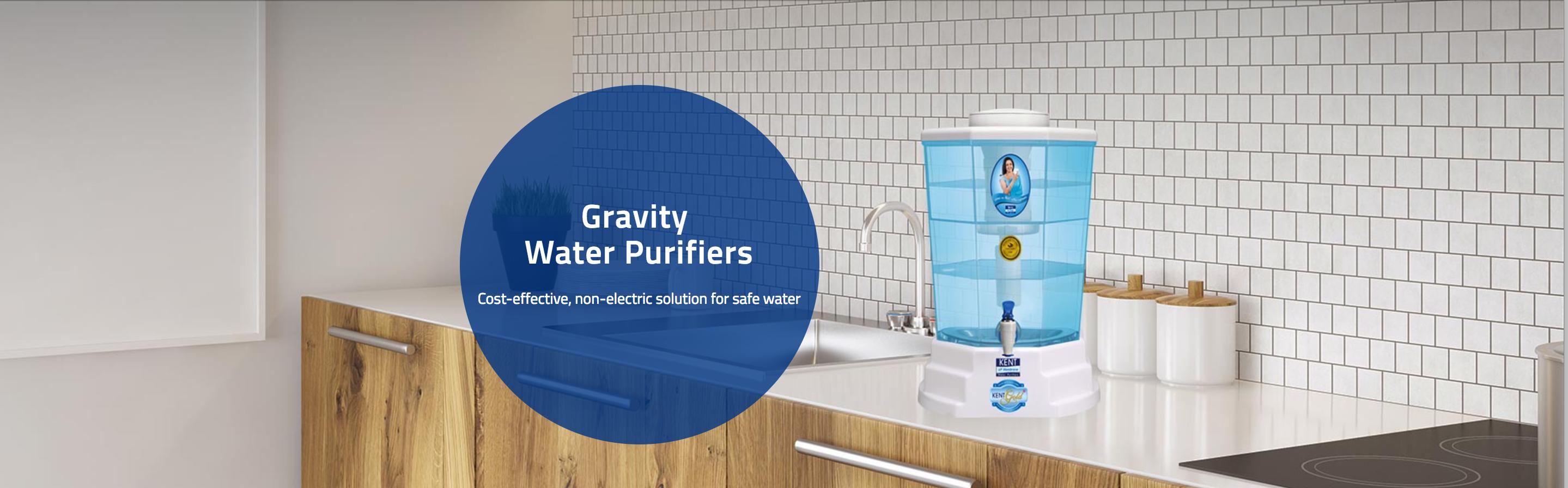 Gravity Water Purifiers