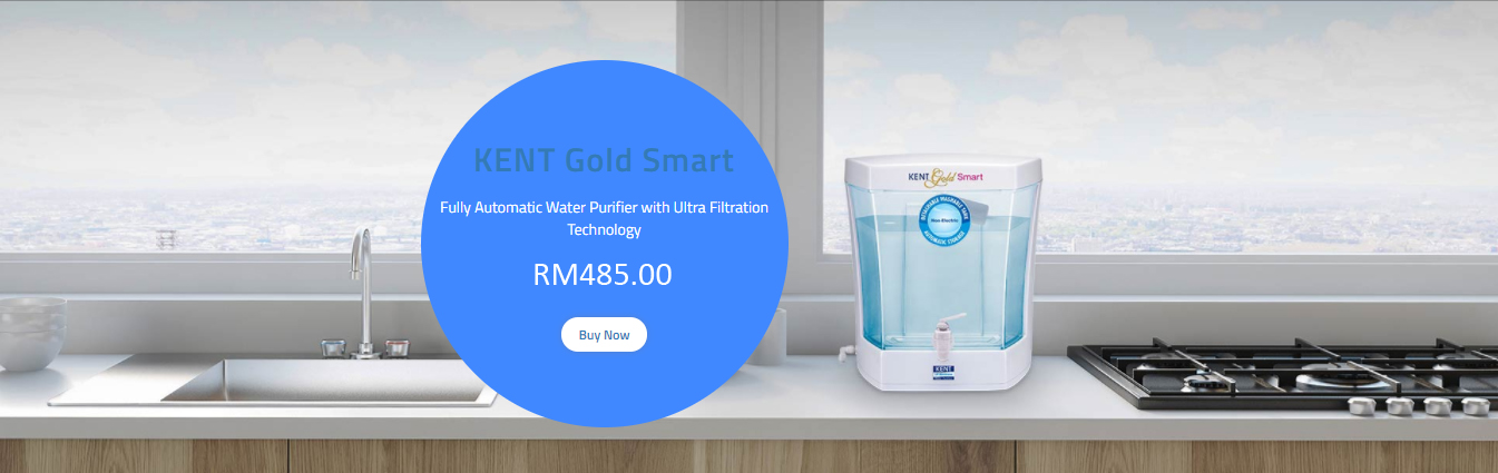 Aqua kent smart Uf water filter