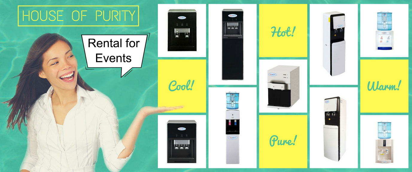 event rental water dispenser aqua kent ro malaysia